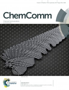 23_A02矢貝_2017_Chem. Commun._Cover